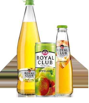Appelsap Royal Club 1 ltr. fles