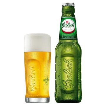 Grolsch Pilsener flesje 30 cl.
